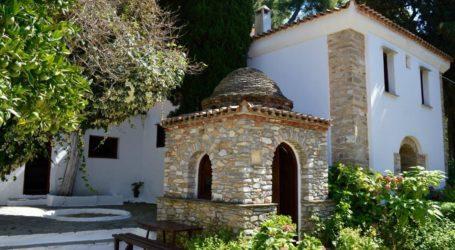 Συντηρεί και αποκαθιστά  την Παναγία Εικονίστρια στη Σκιάθο  η Περιφέρεια Θεσσαλίας με  500.000 ευρώ από το ΕΣΠΑ 2014-2020