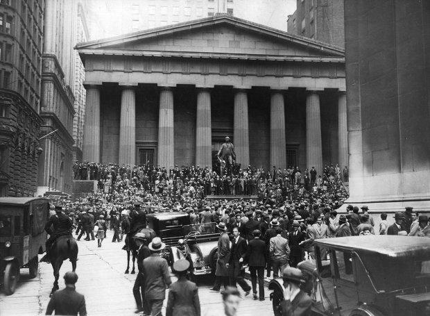 stock crisis 1929