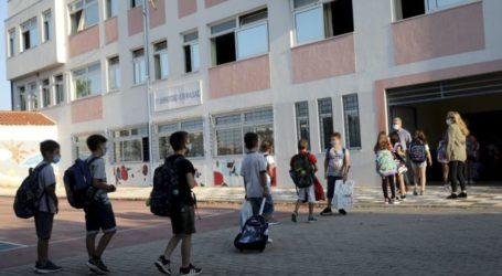 Δύο ακόμη κρούσματα κορωνοϊού σε σχολεία της Λάρισας
