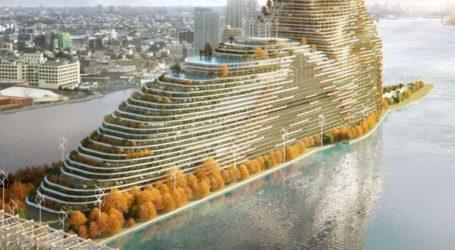 Η «πόλη του αύριο» προετοιμάζεται στη Νέα Υόρκη!