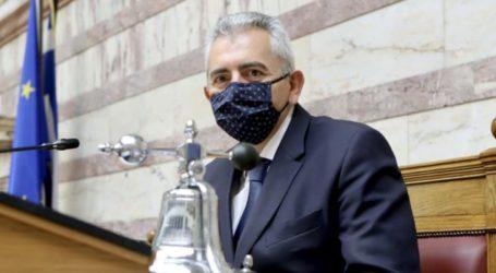Χαρακόπουλος: 7 νέα μέτρα για αντιμετώπιση της πανδημίας στη Βουλή