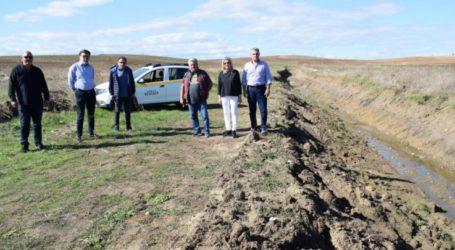Καθαρίζονται τα ρέματα σε τοπικές κοινότητες της ΔΕ Κραννώνα του Δήμου Κιλελέρ