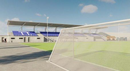 Η Περιφέρεια Θεσσαλίας εκσυγχρονίζει τις αθλητικές εγκαταστάσειςστο Δήμο Ελασσόνας