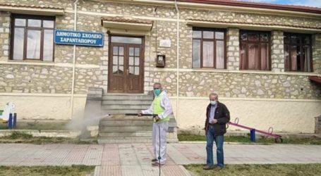 Ευχαριστήριο Δημάρχου Ελασσόνας για απολύμανση που πραγματοποιήθηκε από την εταιρεία «Αστραπή»
