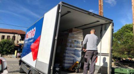 Δωρεά τροφίμων στον Δήμο Νοτίου Πηλίου από το Ίδρυμα «Σταύρος Νιάρχος»