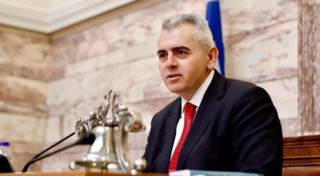Χαρακοπούλος προς υπουργό Εσωτερικών: Ουσιαστικότερο ρόλο στους Προέδρους Κοινοτήτων