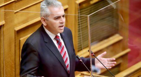Χαρακόπουλος: Δυσχερής η καταχώρηση επισκέψεων ασθενών μέσω eΔΑΠΥ