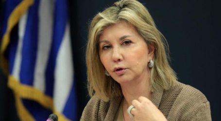 Ζέττα Μακρή: Στην Βουλή η παραμονή πυροσβεστικού κλιμακίου στην Ζαγορά