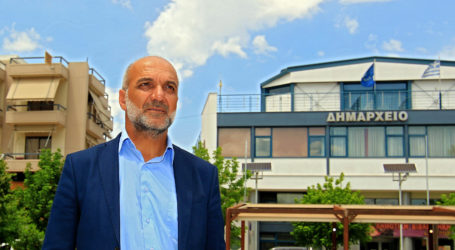 Σε κατ' οίκον περιορισμό ο Δήμαρχος Αλμυρού – Θετικό κρούσμα στην οικογένειά του