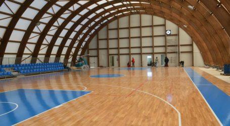 Επιπλέον εξοπλισμός για το Γήπεδο Μπάσκετ Σκιάθου από την Περιφέρεια Θεσσαλίας