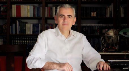 Χαρακόπουλος: Η εποχή μας στιγματίζεται από την επιδημία και τον βίαιο εξτρεμισμό