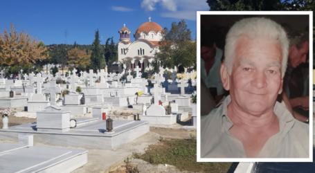 Τελευταίο αντίο στον Βολιώτη αυτοκινητιστή Αθανάσιο Σέρρη – Τσαμήτα