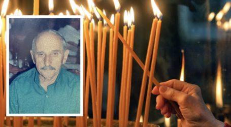 Θλίψη στον Βόλο από τον θάνατο του επιχειρηματία Θεόδωρου Στύλα