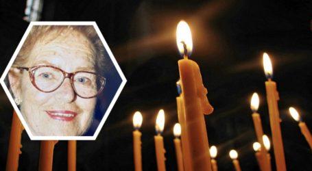 Βόλος: Έφυγε από τη ζωή η Ελένη Μουστακαλή