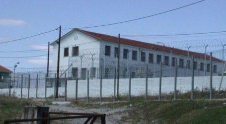 Κρούσμα κορωνοϊού στις Φυλακές Κασσαβέτειας