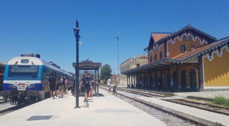 «Εκτροχιάστηκε» η σιδηροδρομική σύνδεση Βόλου – Λάρισας: Tαλαιπωρία για εκατοντάδες επιβάτες