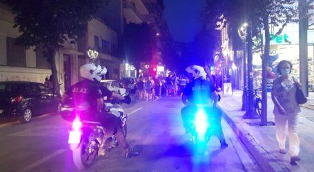 Σε ετοιμότητα η Αστυνομία στον Βόλο για τον εορτασμό της 17 Νοεμβρίου