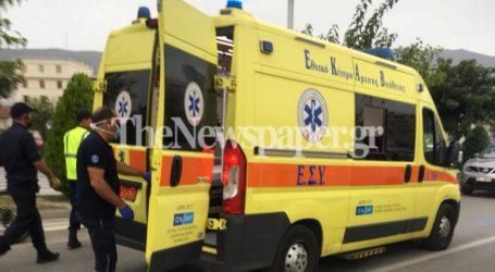 Βόλος: Τροχαίο με 26χρονο τραυματία