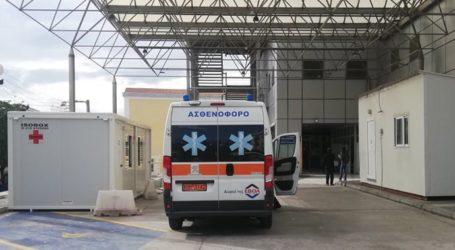 Αισιοδοξία στο Νοσοκομείο Βόλου για αποκλιμάκωση της πανδημίας – Οι εισαγωγές και τα εξιτήρια