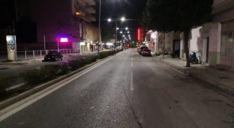 Οι Βολιώτες τηρούν την καραντίνα – Άδειοι οι δρόμοι [εικόνες]