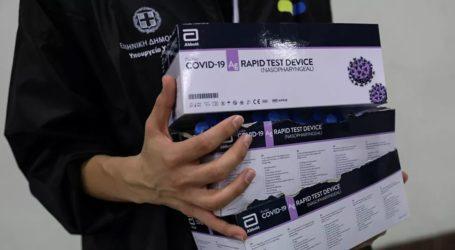 Δωρεάν rapid test κορωνοϊού στο Βελεστίνο