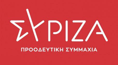 Η απάντηση του ΣΥΡΙΖΑ στην επίθεση Μπέου κατά Τσίπρα