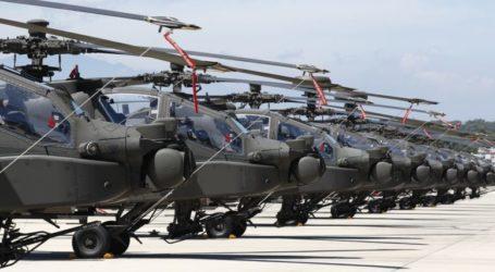 Έρχονται Apache και Blackhawk των ΗΠΑ στον Βόλο