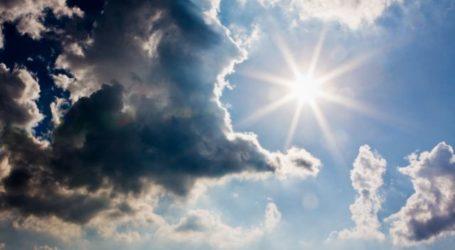Αίθριος ο καιρός σήμερα στη Μαγνησία