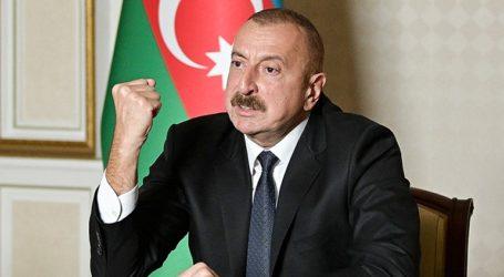Ο πρόεδρος του Αζερμπαϊτζάν διαβεβαιώνει ότι δεν διεξάγονται στρατιωτικές επιχειρήσεις στην Αρμενία