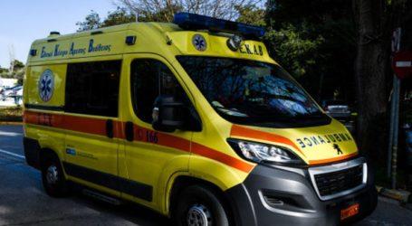 Τροχαίο δυστύχημα με θύμα έναν 78χρονο οδηγό