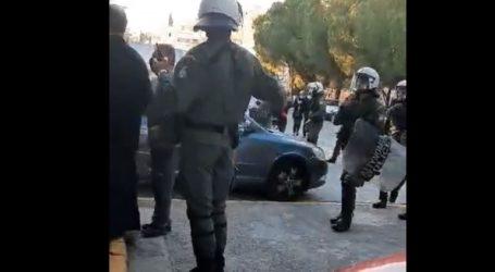 Επεισόδια στο Νέο Ηράκλειο σε συγκέντρωση για τους δολοφονηθέντες της Χρυσής Αυγής