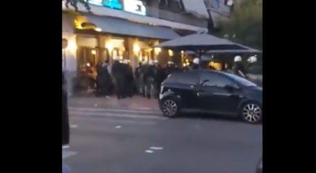 Επεισόδια στο Γαλάτσι μεταξύ αστυνομίας και αντιεξουσιαστών