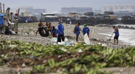 Τουλάχιστον 16 νεκροί από το πέρασμα του τυφώνα Γκόνι στις Φιλιππίνες