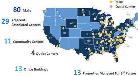 Χρεοκόπησε η CBL Properties στις ΗΠΑ