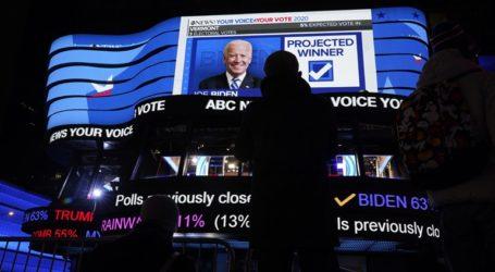 Ο Τζο Μπάιντεν κερδίζει τις πολιτείες της Νέας Υόρκης και του Νέου Μεξικού
