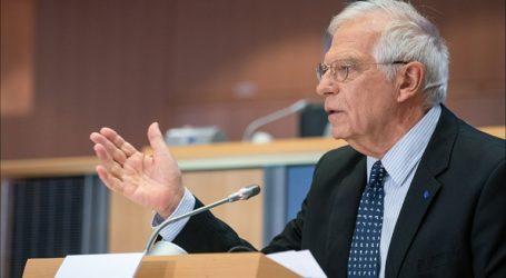 «Η Ευρωπαϊκή Ένωση παραμένει έτοιμη να συνεχίσει να χτίζει μια ισχυρή διατλαντική σχέση»