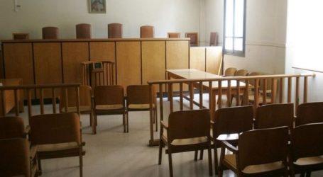 Ναι στα ανοικτά δικαστήρια αλλά με ασφάλεια