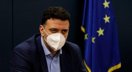 Επικοινωνία Κικίλια με τη γενική διευθύντρια του Ευρωπαϊκού Κέντρου Πρόληψης και Ελέγχου Νόσων