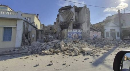 Προσωρινά ακατάλληλα 11 σχολεία από τον σεισμό στη Σάμο