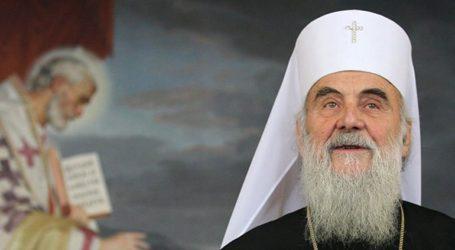 Στο νοσοκομείο με κορωνοϊό ο Πατριάρχης της Σερβικής Ορθόδοξης Εκκλησίας, Ειρηναίος