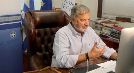 Με στοχευμένες δράσεις θα συνεχίσουμε να είμαστε δίπλα στους επιχειρηματίες της Αττικής