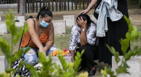 Ξεπέρασαν τους 161.000 οι θάνατοι στη Βραζιλία