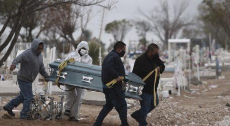 635 θάνατοι το τελευταίο 24ωρο στο Μεξικό