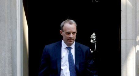 Σε καραντίνα o υπουργός Εξωτερικών της Βρετανίας