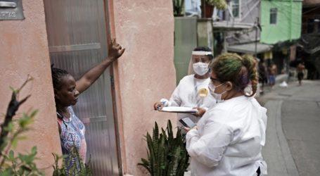 Πλησιάζουν τους 162.000 οι νεκροί στη Βραζιλία