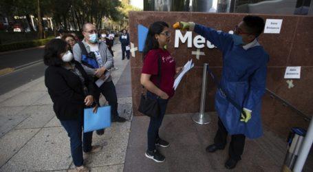 544 θάνατοι το τελευταίο 24ωρο στο Μεξικό