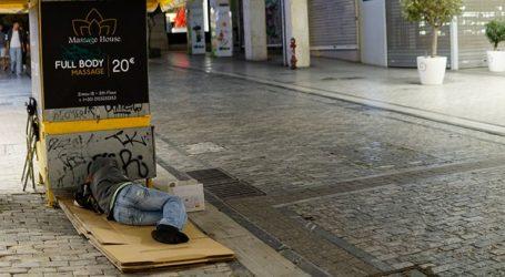Ξεκίνησε η καταγραφή των αστέγων ενόψει του χειμώνα από τη Δημοτική Αστυνομία