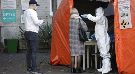 Ρεκόρ ημερήσιων κρουσμάτων κορωνοϊού στην Πολωνία