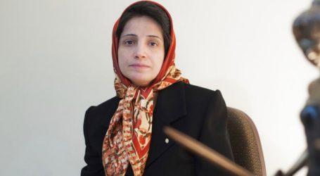 Προσωρινή αποφυλάκιση της δικηγόρου και υπέρμαχου των ανθρωπίνων δικαιωμάτων Νασρίν Σοτουντέχ