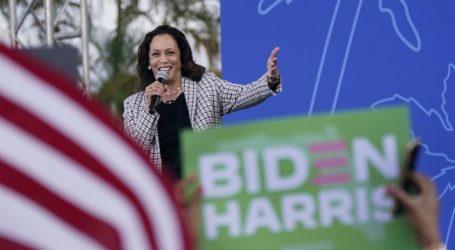 Η αντιπρόεδρος ΗΠΑ Κάμαλα Χάρις για τη νίκη Μπάιντεν: «Θα στρωθώ στη δουλειά»